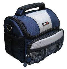 Shop GEM Lightweight Camera Case for Canon EOS Kiss Rebel with Short Zoom Lens & Limited Accessories. Camera Backpack, Camera Nikon, Camera Case, Appareil Photo Panasonic, Photo Bag, Rucksack Bag, Zoom Lens, Video Camera, Camera Photography
