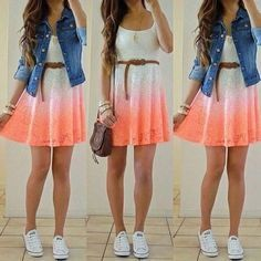 Cute Summer Outfits - http://fashiongq.com/fashion/cute-summer-outfits-6/