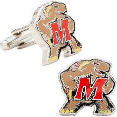 Cufflinks Inc. Maryland Terrapins Cufflinks