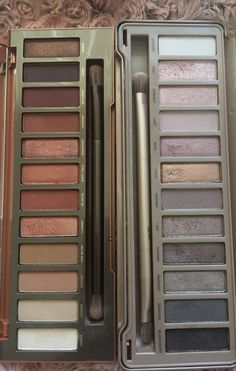 Naked Heat vs. Naked 3 – How To Be Pink