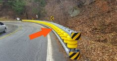This Seems to Be Just an Ordinary Roadside Barrier, But You'll Be Amazed When You See It in Action! Prix Nobel, When You See It, Landscape Architecture Design, Great Inventions, Action, Smart City, Urban Landscape, Awesome, Amazing