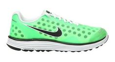 Find the best running shoes for girls: Nike Lunarswift 2 in amazing neon color