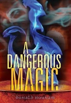 When a beheaded bishop is discovered, Frank, a brilliant and rebellious young forensic sorcerer, is called in to solve the case. He'll need to resort to the most dangerous of magic to discover the culprit. Read a sample chapter of Donald Hounam's YA novel A DANGEROUS MAGIC: https://www.lernerbooks.com/digitalassets/Assets/Title%20Assets/23738/9781512432329/Sample%20Chapter.pdf