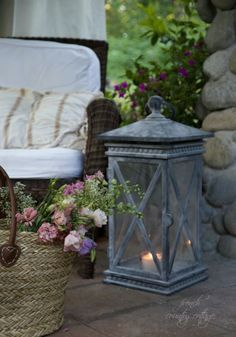 {Get the Look} French Cottage Style on the Patio | eBay