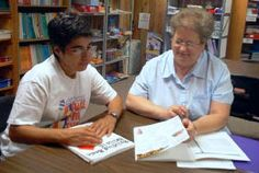 Twin Lakes Literacy Council is a non-profit group of volunteers offering free tutoring for adults and children.  More volunteers are always wanted.