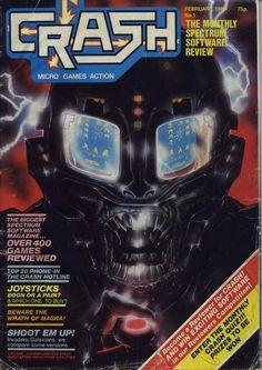 Crash #1 (1984)