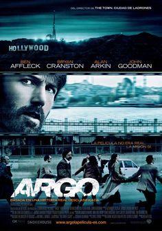 """""""Argo"""" Globo de oro a la mejor película drama"""