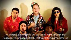 Thrift Shop - Pentatonix (Macklemore & Ryan Lewis cover) *The first Pentatonix Video I saw! Pentatonix Video, Music Lyrics, My Music, Jazz, Scott Hoying, Lindsey Stirling, Imagine Dragons, Make Me Smile, Thrifting