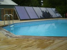 Heat your swimming pool with a solar thermal system. NGPS ltd would be pleased to design and quote for your system.