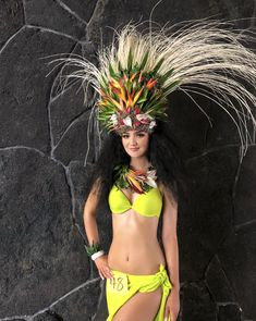 Tahitian dancer, Ori Tahiti, Heiva I Hawai'i, Fresh Costume Hawaiian Woman, Hawaiian Girls, Hawaiian Dancers, Polynesian Dance, Polynesian Culture, Ohana, Tahitian Costumes, Tahiti French Polynesia, Tahitian Dance