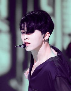 Pinterest// jimin's girl (funny thing is. ....this is not Jimin it's Xiumin )