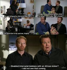 seriously, mitchell and cam are the best part of modern family.
