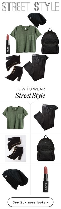 """Street Style"" by sidney-davies on Polyvore featuring BRAX and Hogan"