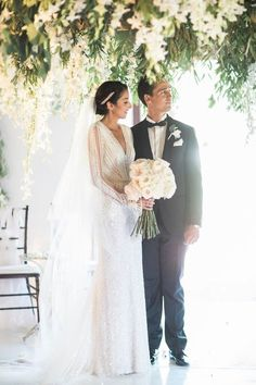 Katherine & Andre's wedding features on LOVE FIND CO.