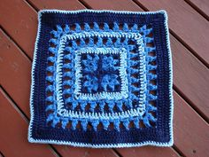 Ravelry: Project Gallery for The Efflorescent Window pattern by Delphis