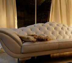 Beautiful cream sofa that is a great addition to your lounge or living space and is pure luxury. If you'd like to find out more about any of our furniture or order, please give us a call on 0161 929 4040 - we love to hear from you!