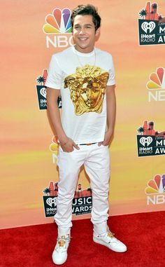 Austin Mahone from 2014 iHeartRadio Music Awards Arrivals | E! Online