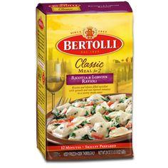 Bertolli® Lobster Ravioli