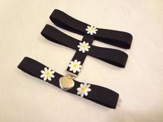 The Daisy Chain Garter Set by DarkMoonBoutique on Etsy, $37.95