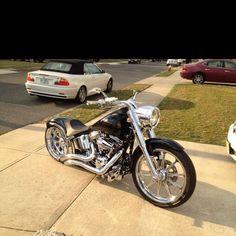 FatBoy Harley (Custom Baby)