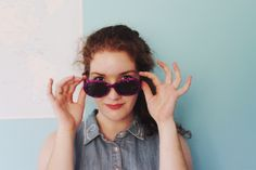 Made some cute glasses on the blog today! Check out the diy <3