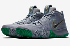 online store 88225 1dd94 The Nike Kyrie 4 City of Guardians (Parquet) is officially introduced and it s  dropping at Nike stores on January