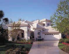 Mediterranean House Plans