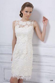 8129570ba3 Najlepsze obrazy na tablicy Krótkie suknie ślubne w naszej kolekcji ...