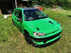 Peugeot 106 track car project Project Cars For Sale, Roll Cage, Peugeot, Track, Bike, Vehicles, Vw, Projects, Ebay