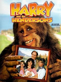 Harry and the Hendersons - Yes, I liked this movie lol.
