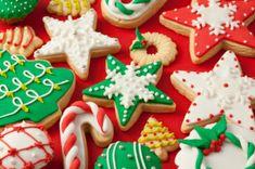einfach weihnachts kekse dekorieren