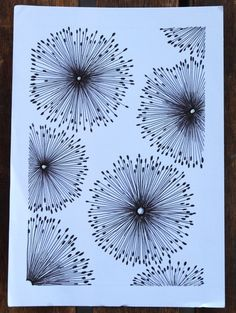 coco.nut: zentangle/ zendoodle
