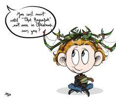 """Little Hiddles Calendar vol.5 - December: is a new reindeer in town..."" https://twitter.com/Hashtag_Genius/status/806185242109313025"