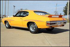 S151.1 1970 Pontiac GTO Judge Ram Air IV 400/370 HP, Automatic Photo 2