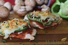 Wildtree's Pizza ChickenRecipe