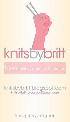 free knitting patterns by pandagirlpolly