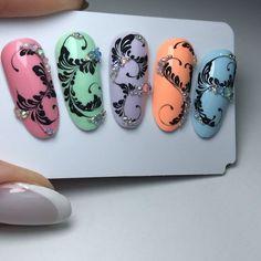 Gyönyörű manikűr, Nails, Mk | VK