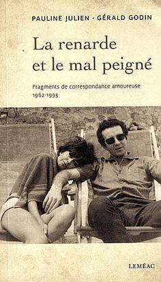 Dans ces « fragments de correspondance amoureuse », on découvre Pauline Julien et Gérald Godin comme jamais on ne les avait vus, comme jamais plus on ne les verra. Lui, jeune loup puis loup mature, passionné, dévoué à la cause et amoureux. Elle, mère, chanteuse, absente souvent, incertaine et amoureuse. Elle que le doute assaille, toujours. Lui, de plus en plus sûr. C'est un magnifique tango qui se déroule sous nos yeux, on s'attire et se repousse dans le même paragraphe. Et c'est beau. Que…