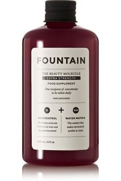 The Beauty Molecule Extra Strength, 240ml #covetme #fountain