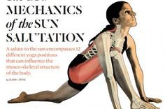 Zubin Atré frequently holds workshops on Bio Mechanics of the Sun Salutation at AtréYoga Studio.This article subtle elements the details of the most key cycle in yoga and was initially distributed in the Outdoor Journal.