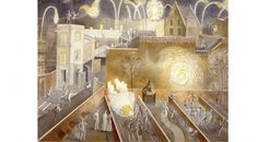 Ravilious, Dulwich Picture Gallery, London, United Kingdom