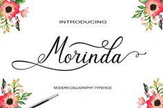 Morinda from FontBundles.net