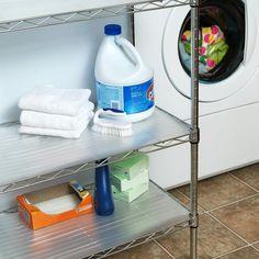 "Con-Tact Brand® Non-Adhesive Shelf Liner (18x4"")"