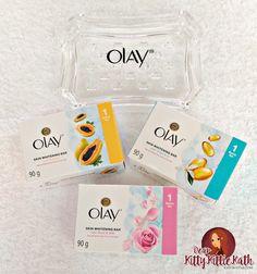 Product Review: Olay Skin Whitening Bars- Rose and Milk, Papaya, Vitamin C | Dear Kitty Kittie Kath- Beauty, Fashion, Lifestyle, and Mommy Blog