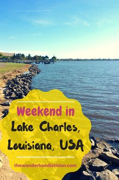 Come spend a weekend in Lake Charles, LA with me. Learn Where to eat, what bars to hang at, all about the many parks in the area, and the vibrant street art in downtown Lake Charles, LA. ***************************************************** things to do in Lake Charles, Louisiana, Weekend in Lake Charles, Where to eat in Lake Charles, Bars in Lake Charles, Parks in Lake Charles, Downtown in Lake Charles. #lakecharles #louisiana #lakecharleslouisiana
