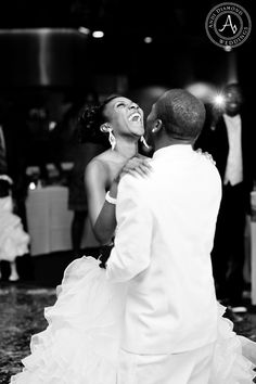 Having the time of your life because that's what your wedding day is all about right?
