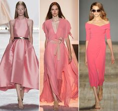 Spring/ Summer 2015 Color Trends: Strawberry Ice