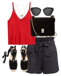 """""""Untitled #3989"""" by theeuropeancloset on Polyvore featuring H&M, Valentino, Prada and Cartier"""