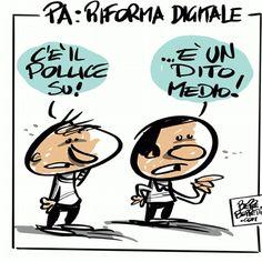 PA: riforma digitale