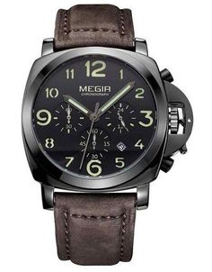 The Monroe Leather Watch